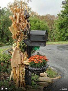 Nice mailbox