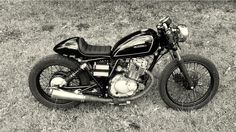 HELL ON WHEELS: GN125-CAFE