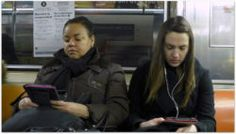 Subway Reads Brings Free eBook Excerpts to NYC