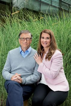 'Mind-Blowing Improvements in the Human Condition'—but There's Still Work to Do - Bill and Melinda Gates