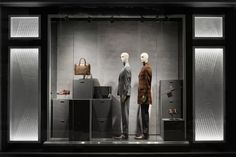 "HUGO BOSS,New York, ""The office became a meeting point where people could talk"", creative by Oltra Frontiera Progetti, pinned by Ton van der Veer"