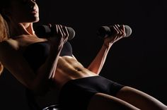 Dumbbell Exercises to Lose Belly Fat