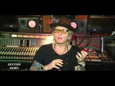 "EX-GUNS N' ROSES MATT SORUM ""I'M AT A DIFFERENT PLACE IN MY LIFE"" - COMP..."