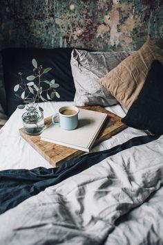 Sunday simplicity. Recharging for a fresh start.