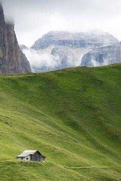 wanderthewood: Canazei, Trentino, Italy by Massimiliano Teodori