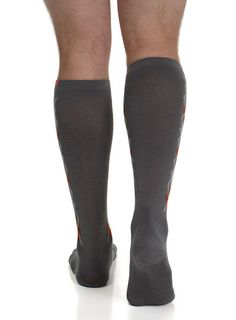 VIM & VIGR's Fashionable Lifestyle Argyle Compression Socks for Men (Wool)