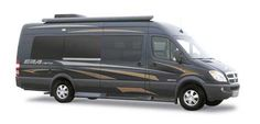 This might work for me... Small RV - Class B Motorhome courtesy of Winnebago