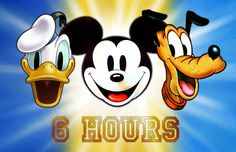 Donald Duck, Mickey Mouse, Pluto, Goofy & Friends : 6 HOURS NON-STOP!