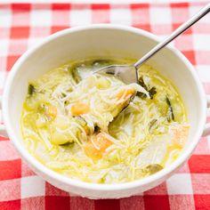 Cómo hacer sopa con verduras con Thermomix - Trucos de cocina Thermomix