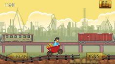 Speedy Gold miner game play trailer #game #speedy #android #kids #racing #adventure #runner