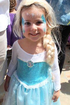 Festa de aniversário Frozen - Blog O Sapo e a Princesa