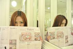 Newspaper Menu