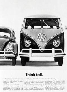 "VW ""Think Tall"""