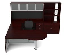 Jade Series Executive Office Workstation by Cherryman – Office İnterior İdeas