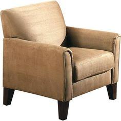 Tribeca Chair, Microfiber Peat