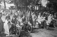 Motorradrennen 1925 Berlin-Steglitz