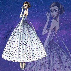 Audrey Hepburn - Old Hollywood Glamour - by Armand Mehidri