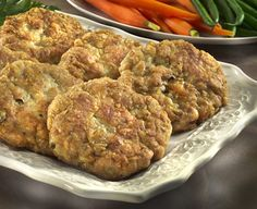 Clam Cakes Recipe | Healthy Meal Ideas from Bumble Bee