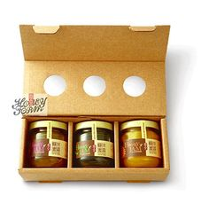 Creative EcoFriendly Packaging Design for Inspiration – Jar packaging - Honey Packaging, Cookie Packaging, Food Packaging Design, Bottle Packaging, Packaging Design Inspiration, Chocolate Packaging, Honey Bottles, Design Poster, Graphic Design