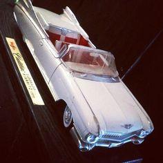 #Cadillac #Eldorado. Uma das miniaturas que o #Tibira levou para o Encontro Paulista de #Autos #Antigos de Águas de Lindóia.