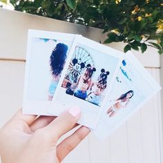 Definitely bringing my Polaroid to Disney Polaroid Camera Pictures, Photo Polaroid, Disneyland Photos, Disneyland Trip, Cute Photos, Cute Pictures, Instant Camera, Best Friend Pictures, Photo Memories