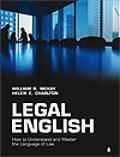 Legal English, McKay,  William R. """"
