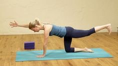 Standing poses class 2,  40minute Yoga class