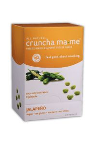 CRUNCHA MA-ME JALAPENO VALUE PACK | cruncha ma•me These are addictive in a good way. Gets that savory crunchy craving.