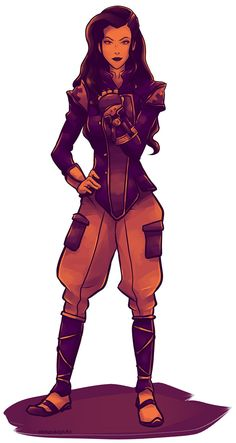 thelegendofzuko: (calcfer asked for asami in palette book one asami, i am v proud of this because the anatomy is actually decent c: Avatar Aang, Team Avatar, Avatar The Last Airbender, Character Art, Character Design, Asami Sato, Avatar Cartoon, Avatar World, Avatar Series