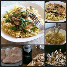 Pressure Cooker Chicken Marsala - Make quick work of Chicken Marsala. A pressure cooker makes this rich, mellow and earthy tasting dish in minutes.