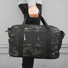 DSPTCH Gray Daypack