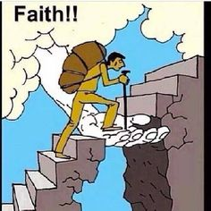 By faith, you will cross to the next level in life.