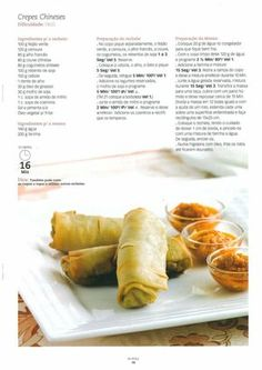 Revista bimby pt-s01-0005 - novembro 2008 Comida Diy, Kitchen Reviews, Kitchen Time, Breakfast Snacks, Diy Food, Finger Foods, Cooking Tips, Meal Prep, Food And Drink