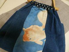 Handmade by Nakamura Kaoru-san using an goldfish motif