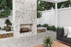 Outdoor Gallery   Floor & Decor Marble Mosaic, Mosaic Glass, Outdoor Tiles Floor, Vinyl Hardwood Flooring, Flooring Companies, Wood Look Tile, Outdoor Living, Outdoor Decor, Outdoor Ideas