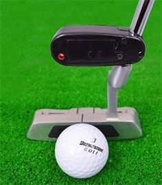This is a such a great golfing aid, just let the ball follow the laser right into the putt, you cab't fail