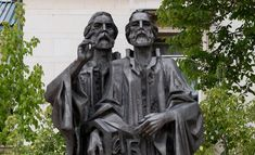 Saints Cyril and Methodius are the Patron Saints of:  Slavic Peoples  Ecumenism