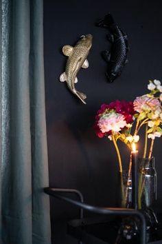 De Triton kan worden gebruikt als decoratie op bijvoorbeeld een tafel maar kan ook zeker leuk staan aan de wand! Het is ook leuk te combineren met de meerdere kleuren die mogelijk zijn!