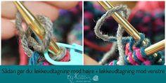 Knitting By Kaae: Foto vejledninger