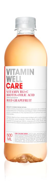 Functional drinks - Vitamin Well