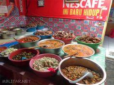 Kuliner Ndeso Warung Mak Ti di Blitar