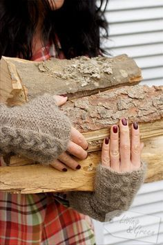 Keep warm and stay cool! *Handstulpen DIY* - Handstulpen Anleitung