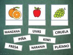 ARASAAC - Materiales: Aprendo a leer con el método global por campos semánticos