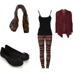"""Episode12 #1"" by briianna-graham on Polyvore"