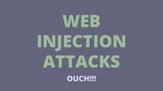 Web application attacks consist mainly of feeding vulnerable servers and/or mobile apps with malicious inputs or unexpected sequences of events Web Application, Vulnerability, Tech, Blog, Blogging, Technology