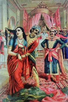 draupadi and krishna relationship quizzes