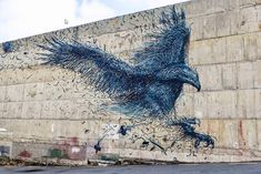 Amazing Street Art in Dunedin NZ