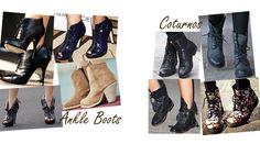 Botas: Qual modelo é sua cara? http://tempodemoda.com.br/blog/2013/07/11/botas-qual-modelo-e-sua-cara/