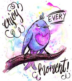 Enjoy every moment! :)  facebook / pinterest / instagram / flickr