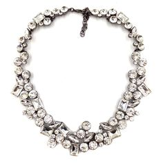 2015 top quality Z full crystal Fashion Necklace choker collar bib crystal statement necklace for women smooth back no more glue-in Choker Necklaces from Jewelry on Aliexpress.com | Alibaba Group